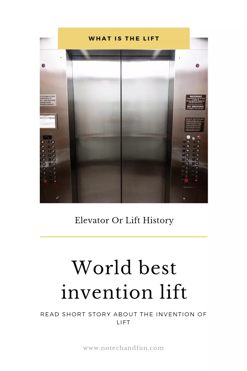 What is lift and history