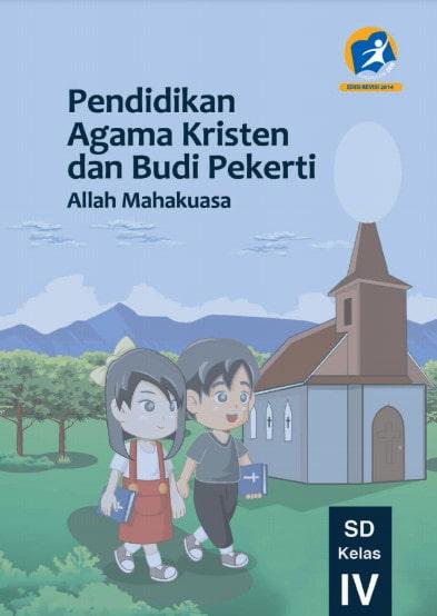 Buku Siswa Pendidikan Agama Kristen Kelas 4 Revisi 2017 Kurikulum 2013