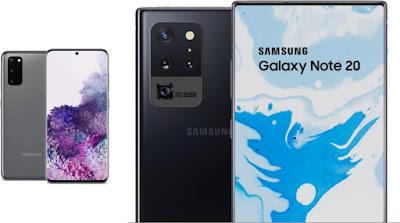 أفضل هواتف تميزت بها سامسونج  في 2020