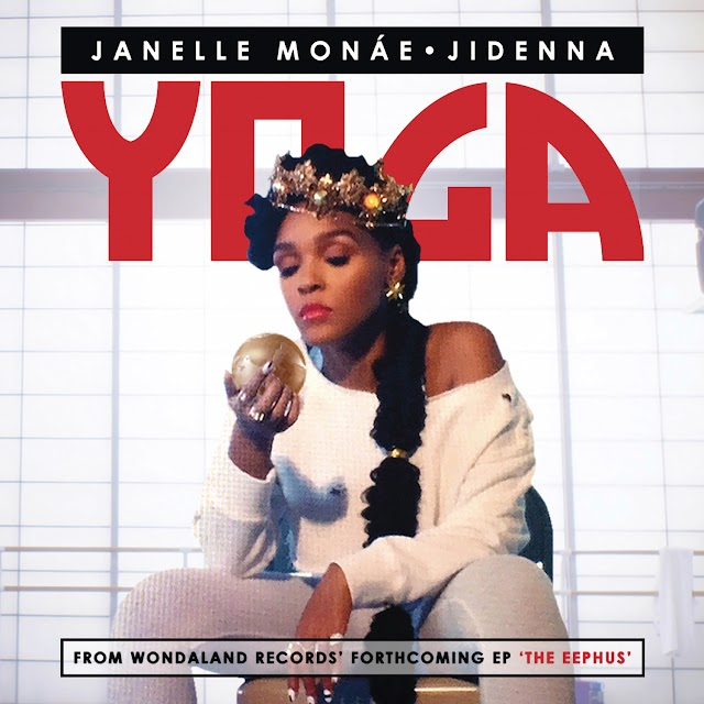Janelle Monáe -Yoga -[Single] [2015]