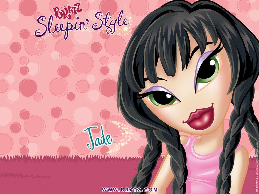 Wallpaper Background Cute Anime Navegando Por La Red Lo Encontr 233 Wallpapers De Las Bratz