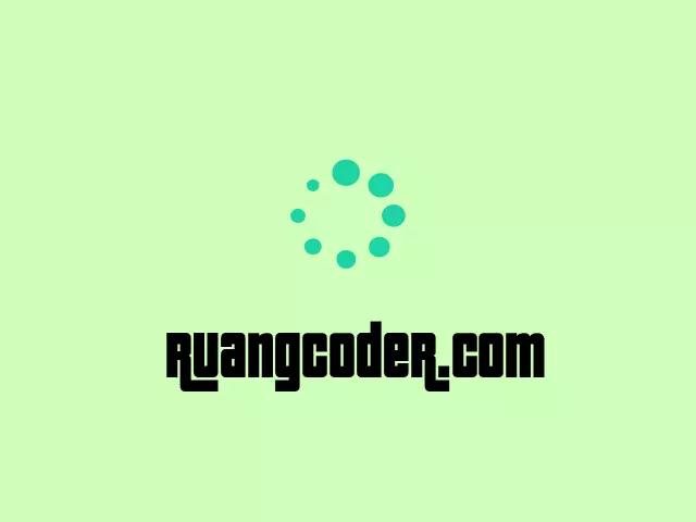 Cara Membuat Preloader dengan CSS