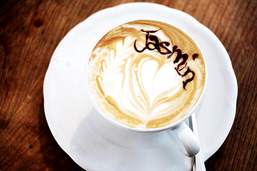jasmin name kaffee herz