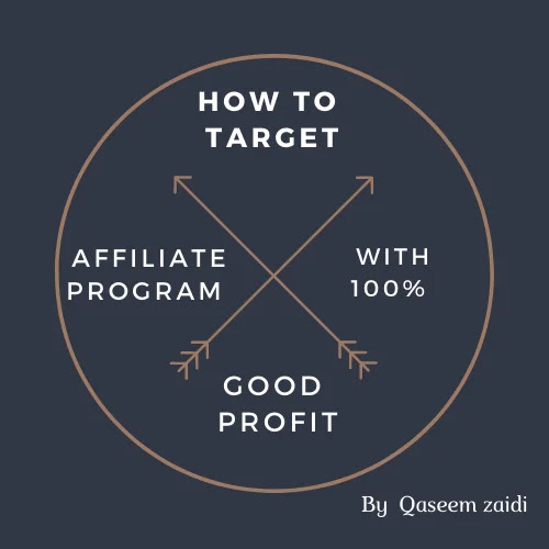 How to target affiliate program with good profit