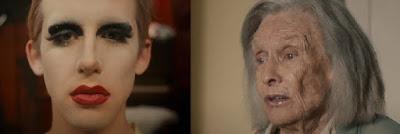 Thomas Duplessie and Cloris Leachman in LGBTQ drama Jump Darling