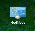 Как в windows 7 активировать режим бога?
