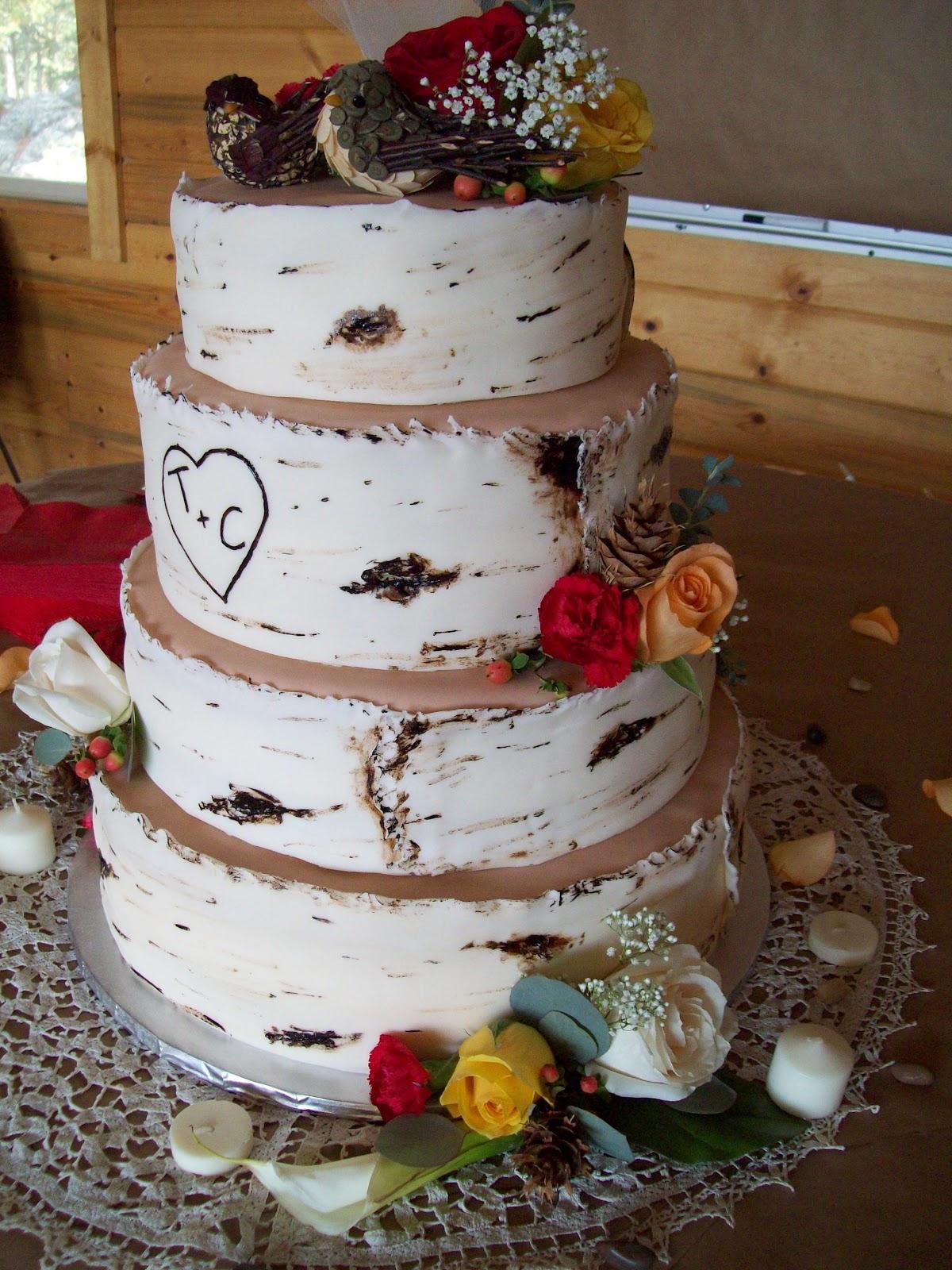 the frosting posey aspen wedding cake. Black Bedroom Furniture Sets. Home Design Ideas