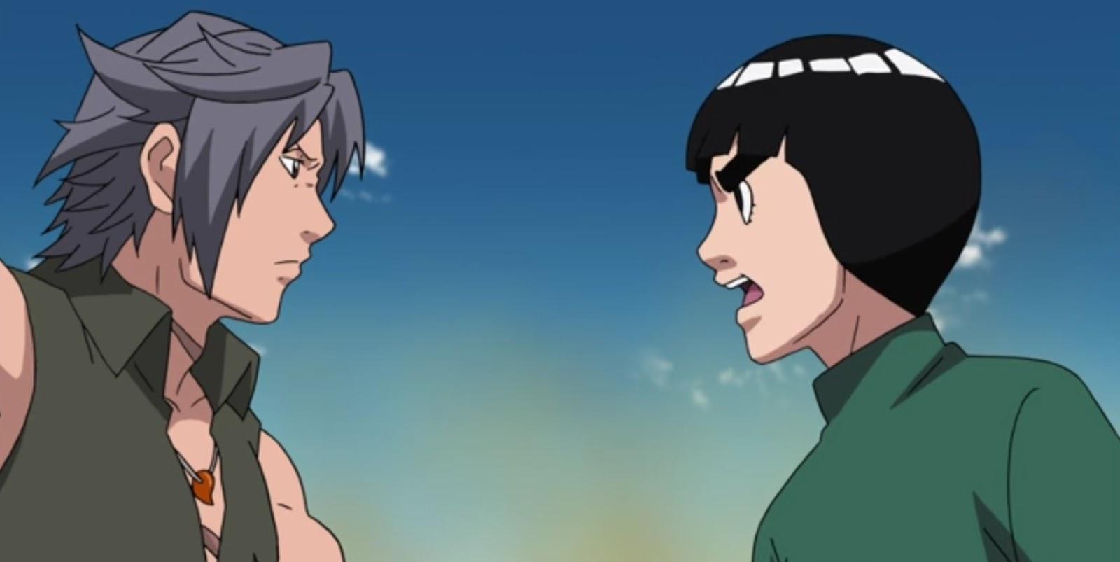 Naruto Shippuden: Episódio 400 – (Filler) Tal Qual Um Usuário de Taijutsu