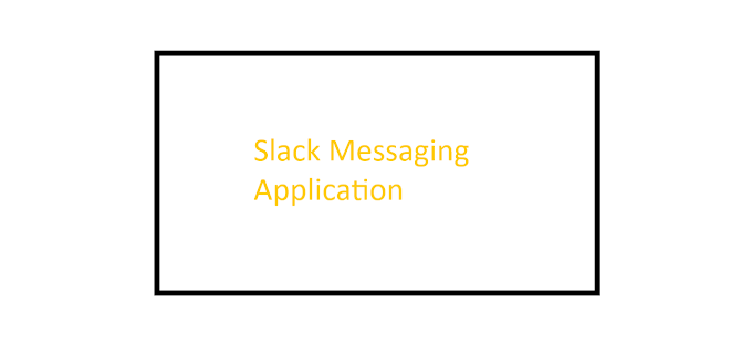 Slack Messaging Application