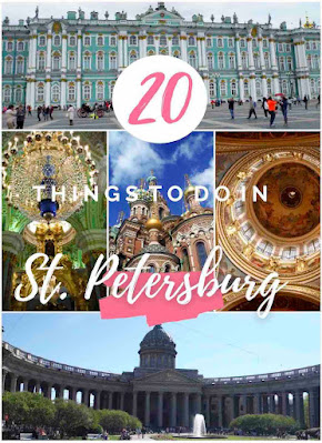20 things to do in St. Petersburg - Pinterest