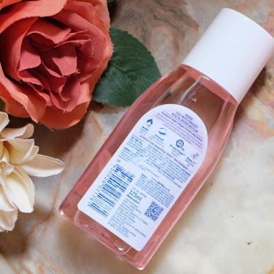 Kandungan NIVEA Hokkaido Rose Oil Infused Micellar