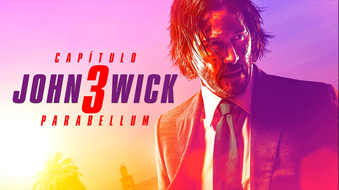 John Wick 3: Parabellum (2019) BRRip 720p Latino-Ingles