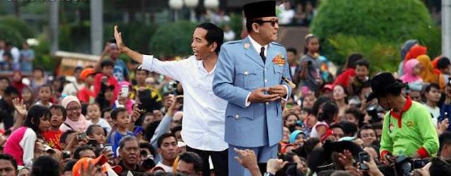 Presiden Jokowi is the New Bung Karno