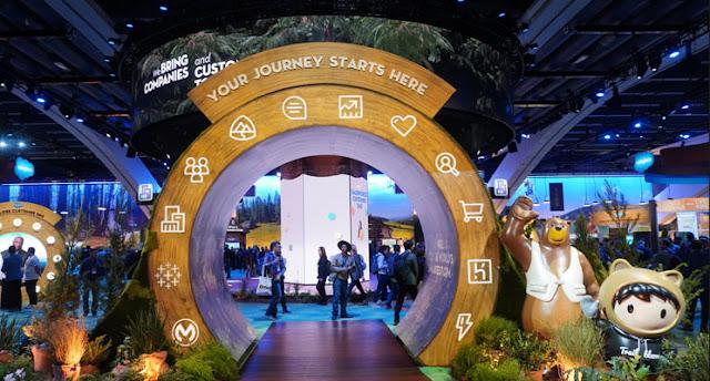 Dreamforce Virtual event 2021