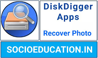 DiskDigger Photo Recovery App