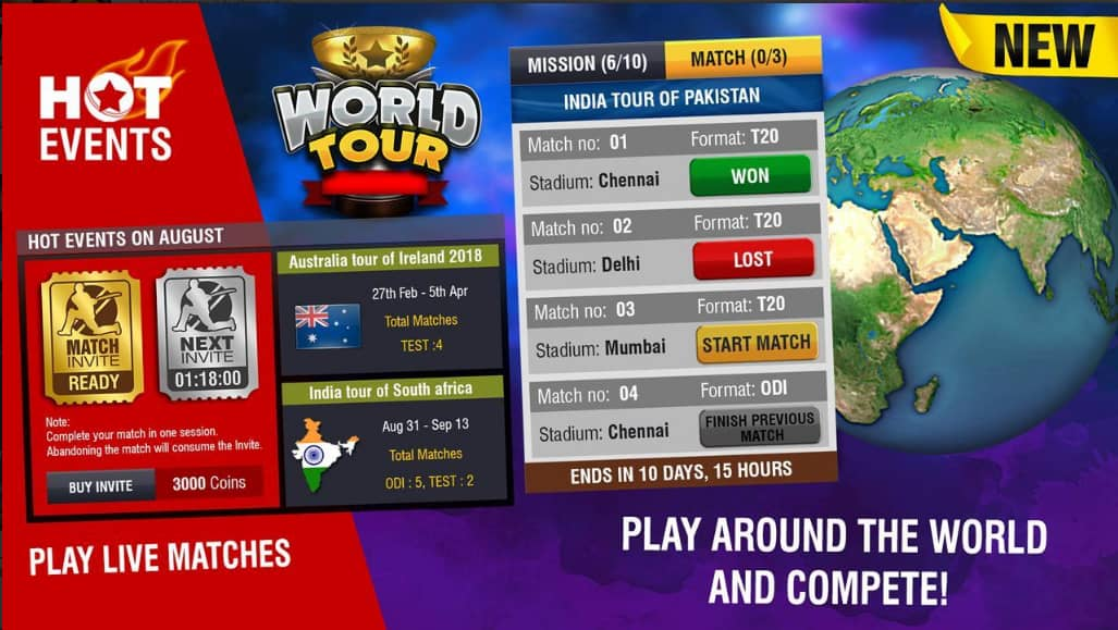 DOWNLOAD WCC3 CRICKET GAME FOR ANDROID