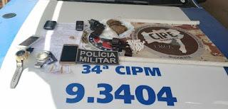 Polícia detalha ação