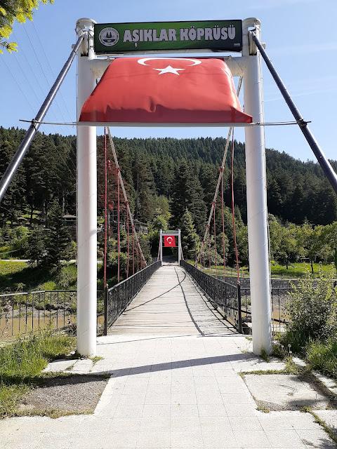 Azdavay Aşıklar Köprüsü - Azdavay, Kastamonu