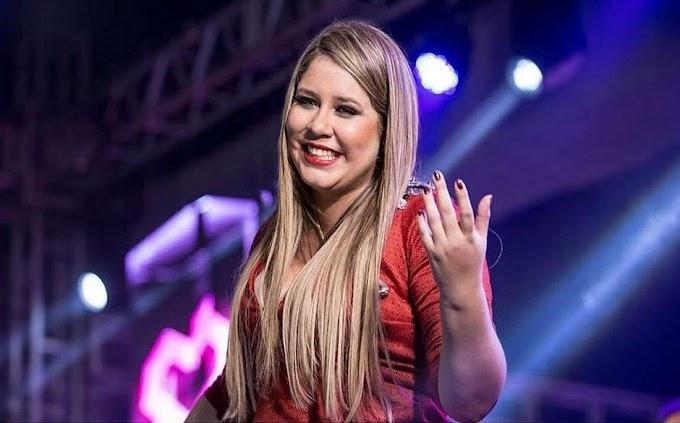 GRAVIDEZ: Marília Mendonça está grávida do primeiro filho.