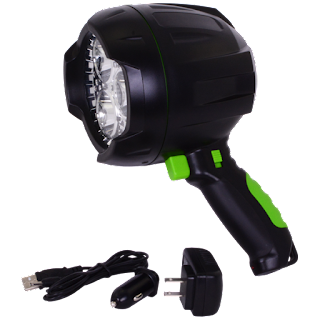 Enter the Q-Beam Performance Night Vision 682 Rechargeable Spotlight Giveaway. Ends 5/30