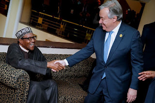 United Nations praises Nigeria again, says response to Coronavirus has been 'remarkable'