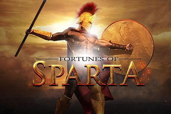 Main Gratis Slot Fortunes of Sparta (Blueprint Gaming)