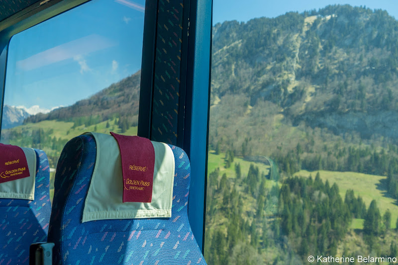 GoldenPass Panoramic Reserved Seat 5 Reasons Why You'll Want the Swiss Travel Pass