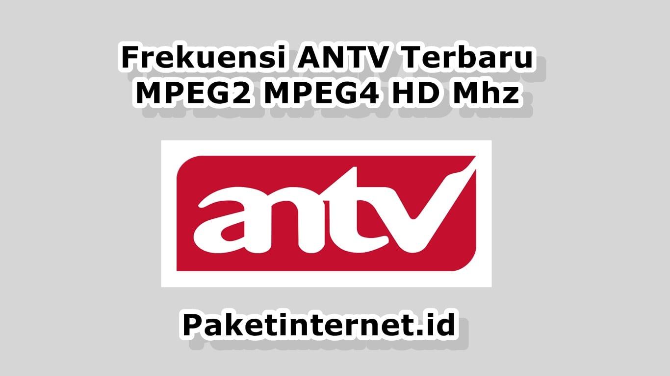 Frekuensi ANTV