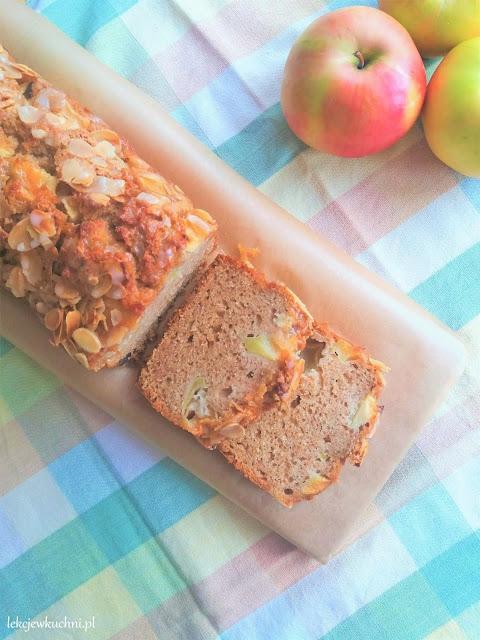 szybkie ciasto z jabłkami i orzechami bez miksera przepis