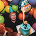 Ed Sheeran his 28th birthday with a celebration See pics
