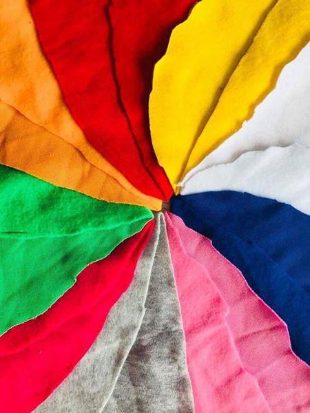 Vải Nỉ 1 Da - Nỉ Cotton Tồn Kho Cho Xưởng May Áo Khoác