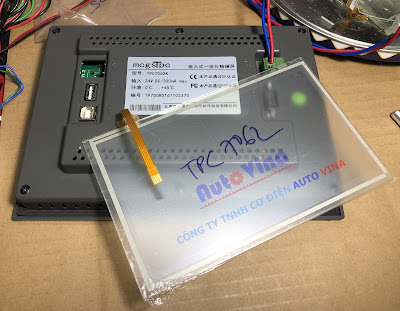 Tấm kính cảm ứng 7 inch màn hình MCGS model TPC7062K, TPC7062KD, TPC7062KX, TPC7062KS, TPC7062KT, TPC7062TD, TPC7062TX, TPC7062Ti, TPC7062H