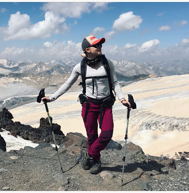 trekking, Kaukaz, pięciotysięcznik