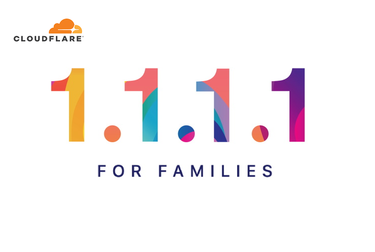 Cloudflare launches 1.1.1.1 For Families with Malware and Adult Content Filter Support