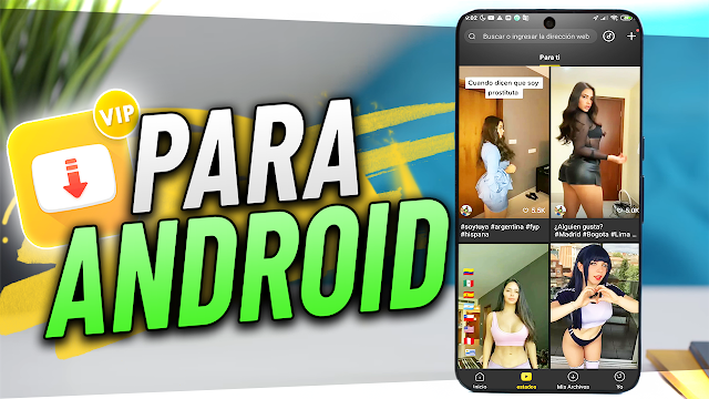 Snaptube VIP Para Android