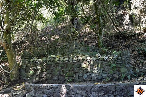 Trunyan, cimitero