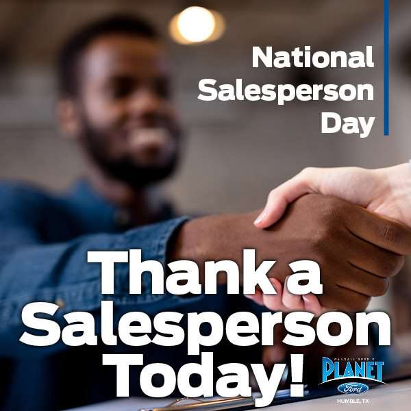 National Salesperson Day Wishes For Facebook
