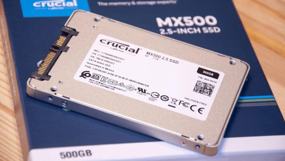 أفضل هارد SSD ساتا