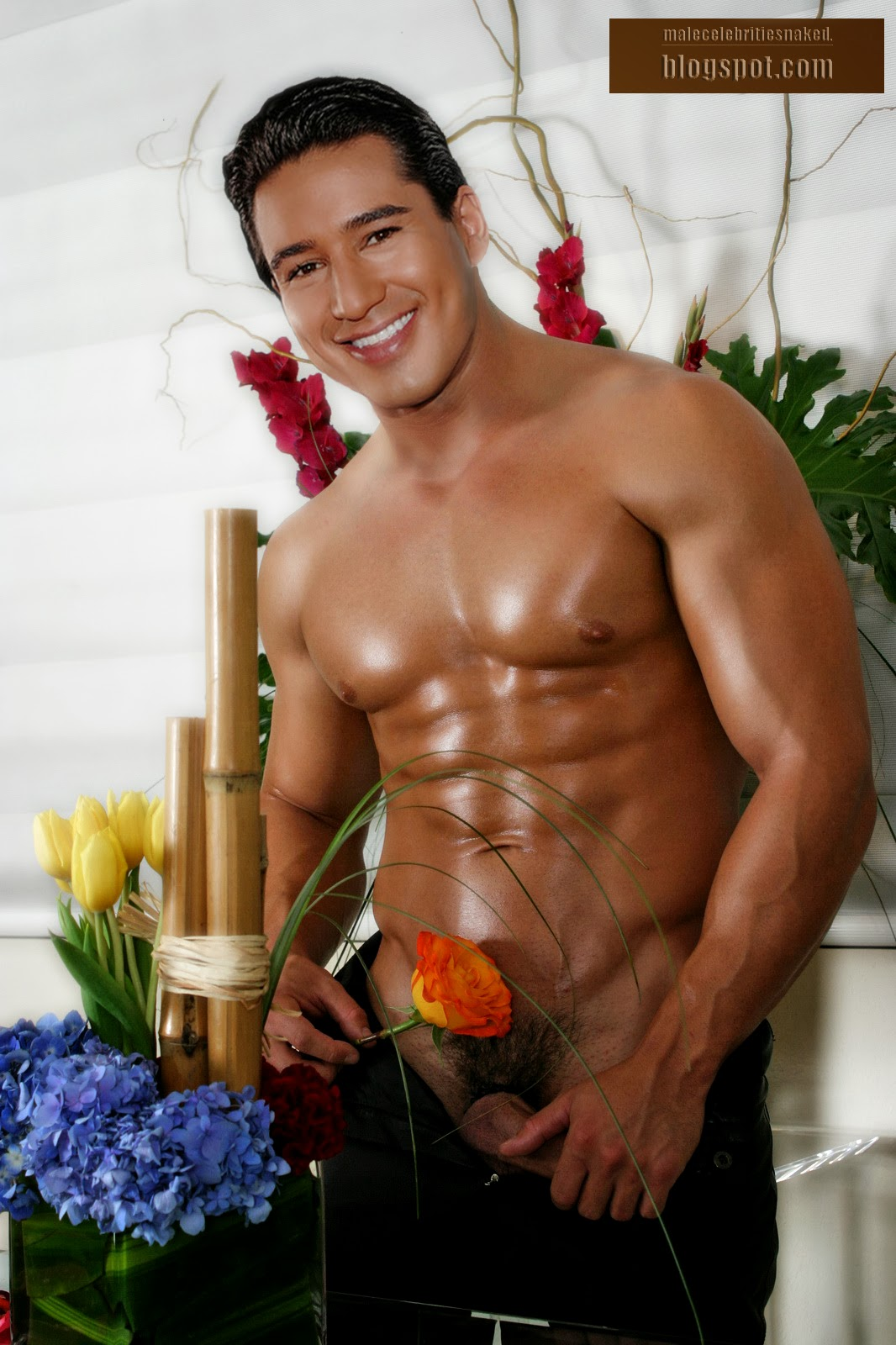 Malecelebritiesnaked: All grown up: Mario Lopez naked III