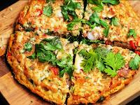 Cara Membuat Resep Pizza Mie