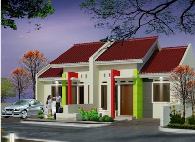 model rumah minimalis mewah 1 lantai