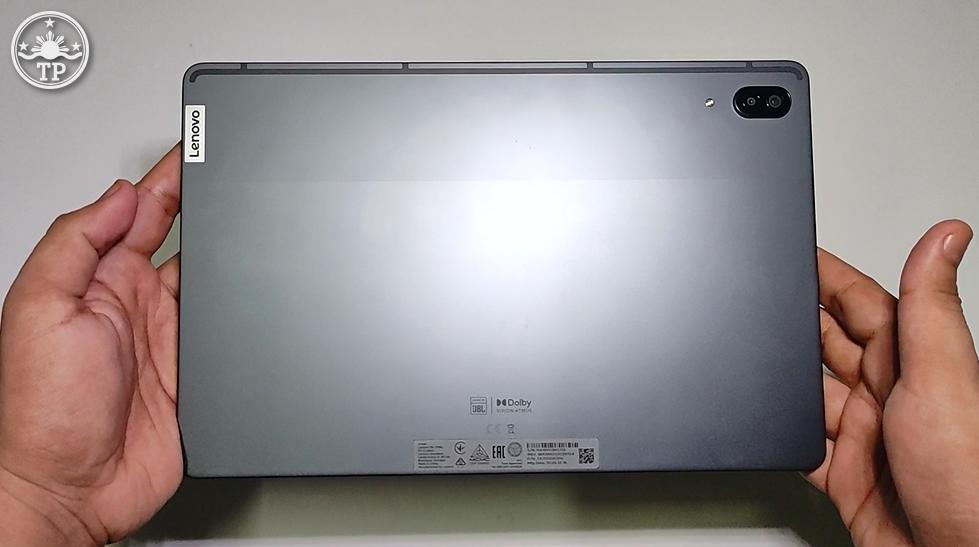 Lenovo Tab P11 Pro, Lenovo Tab P11 Pro Philippines, Lenovo Tab P11 Pro Back
