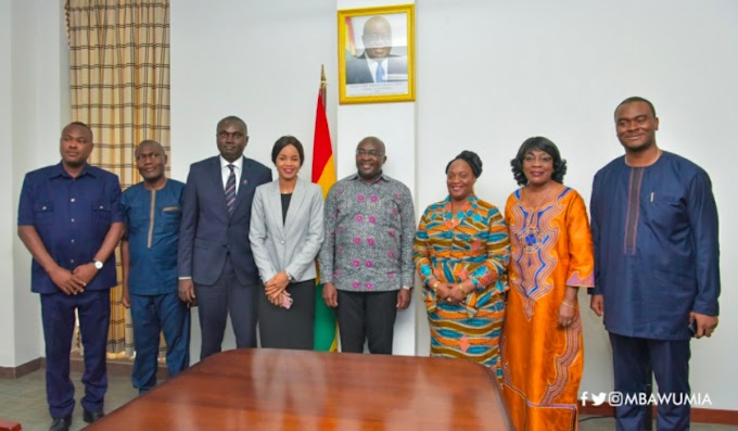 Ghana Ready to Share Development Experiences with Liberia – VP Bawumia