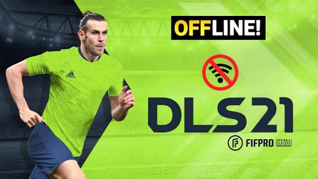 Download DLS 21 Android Offline 400 MB Best Graphics - Dream League Soccer 2021 Offline