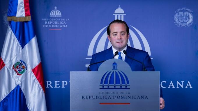 Ministro Paliza afirma alta valoración de Luis Abinader es un estímulo para seguir el trabajo