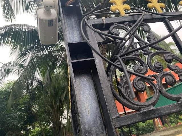 সোনারগাঁয়ের ইউএনও এর বাসভবন ও অফিসের সিসি ক্যামেরা পুনরায় নষ্ট করে দিয়েছে দূর্বৃত্তরা