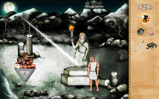Game: THE ODYSSEY HD Full Version 1.0.6 APK + DATA Direct Link