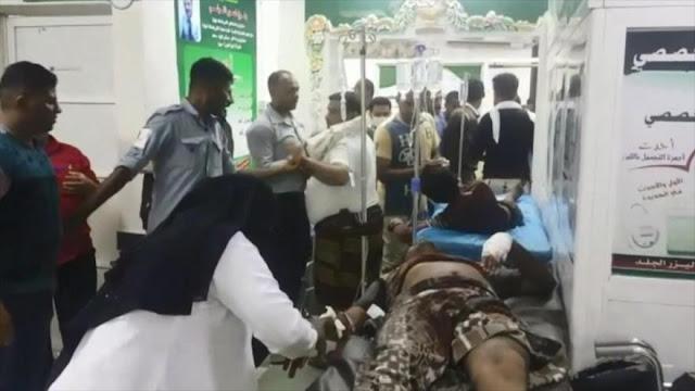 ONU denuncia bombardeo del mayor hospital yemení por Arabia Saudí