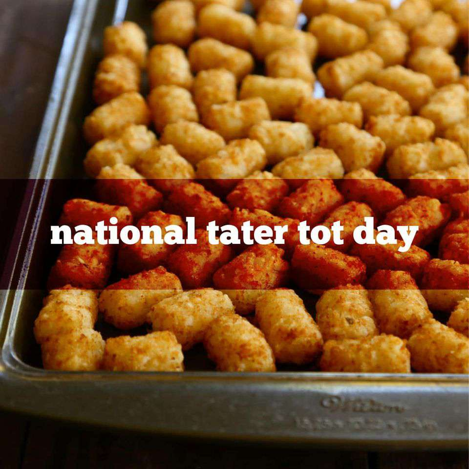 National Tater Tot Day Wishes Awesome Images, Pictures, Photos, Wallpapers