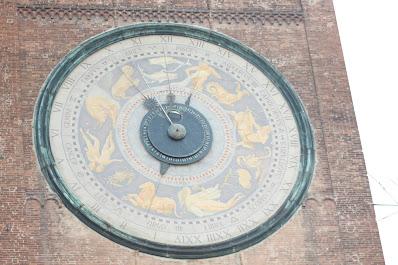 orologio astronomico Cremona